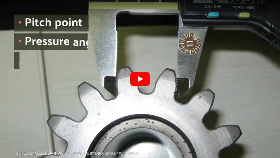 Spur Gear Terminology & Formulas | Pitch Diameter, Pressure Angle, and More